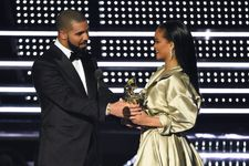 Drake Confesses His Love To Rihanna On Stage
