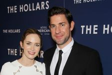 John Krasinski Opens Up About Marriage And Being A Father