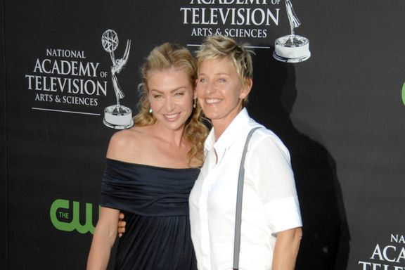 7 Things You Didn't Know About Ellen DeGeneres And Portia de Rossi's Relationship