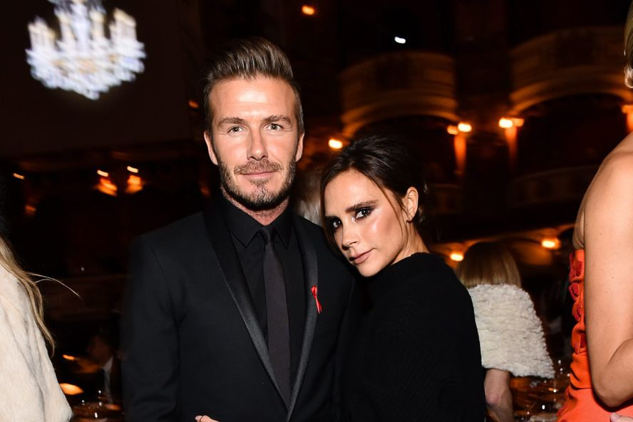 Victoria Beckham Adorably Recalls Meeting And Falling For David Beckham