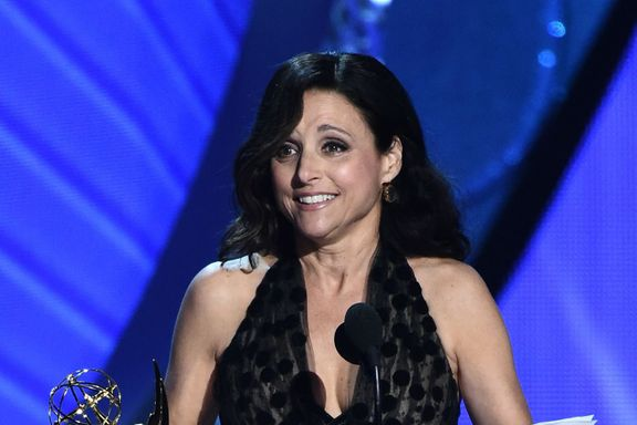 Julia Louis-Dreyfus Delivers Heartbreaking Emmys Speech