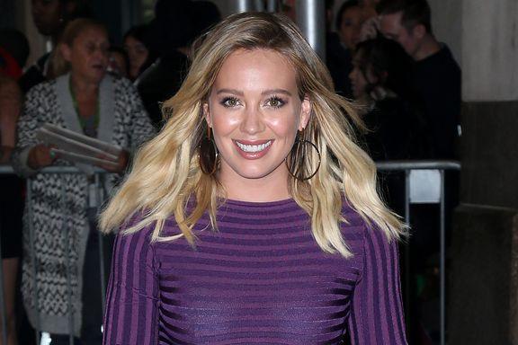Hillary Duff Opens Up About Her Relationship With Trainer Jason Walsh