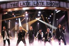 James Corden Performs 'Everybody' With The Backstreet Boys