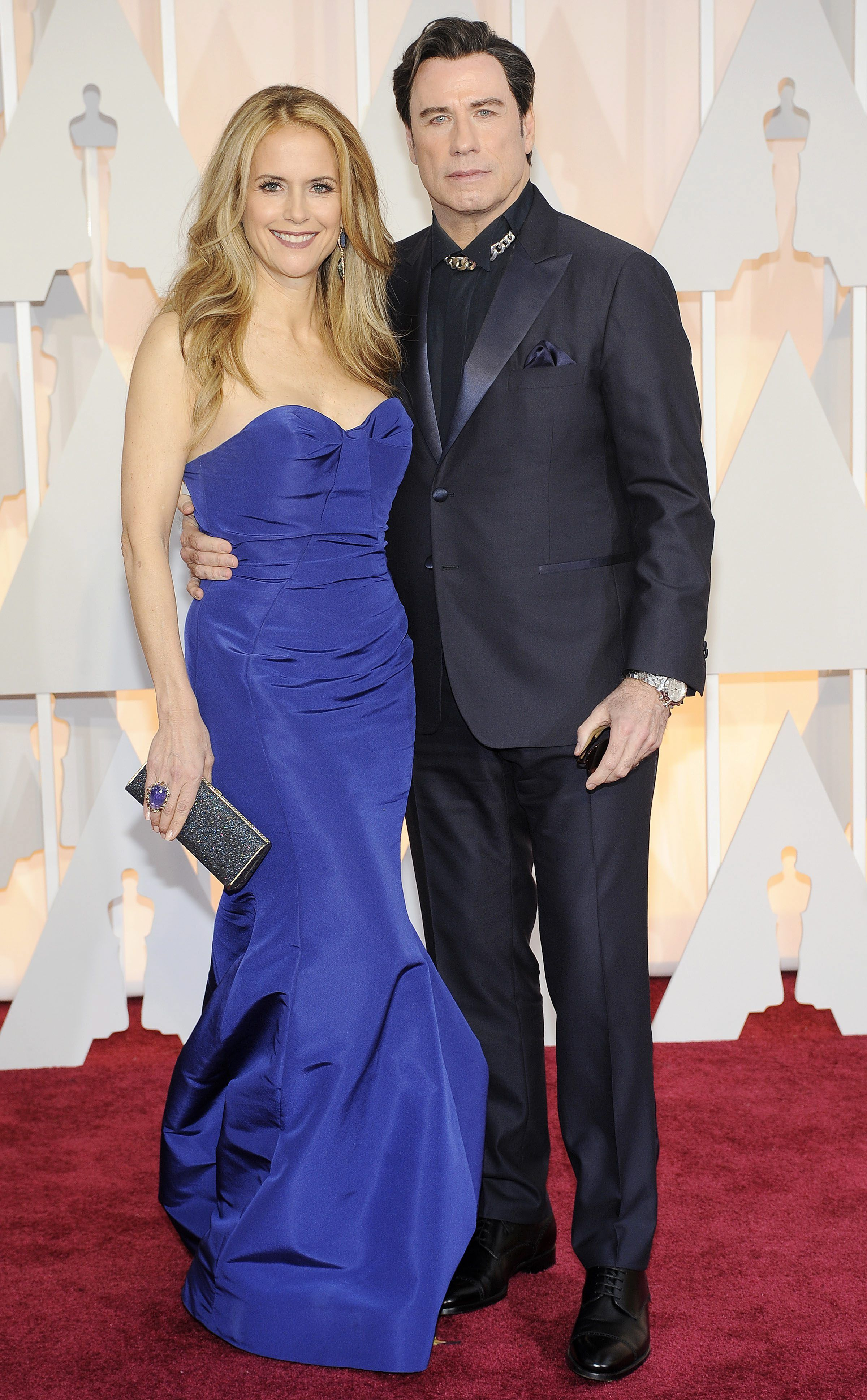 Things You Might Not Know About Kelly Preston And John Travolta's Relationship - Fame10