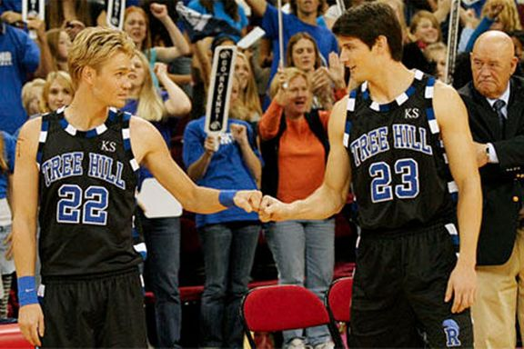 One Tree Hill's 10 Best Bromances