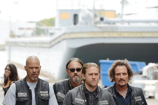 Sons Of Anarchy: Behind The Scenes Secrets