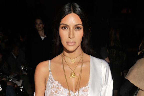 Kim Kardashian Tied Up, Held At Gunpoint In Paris Hotel Room