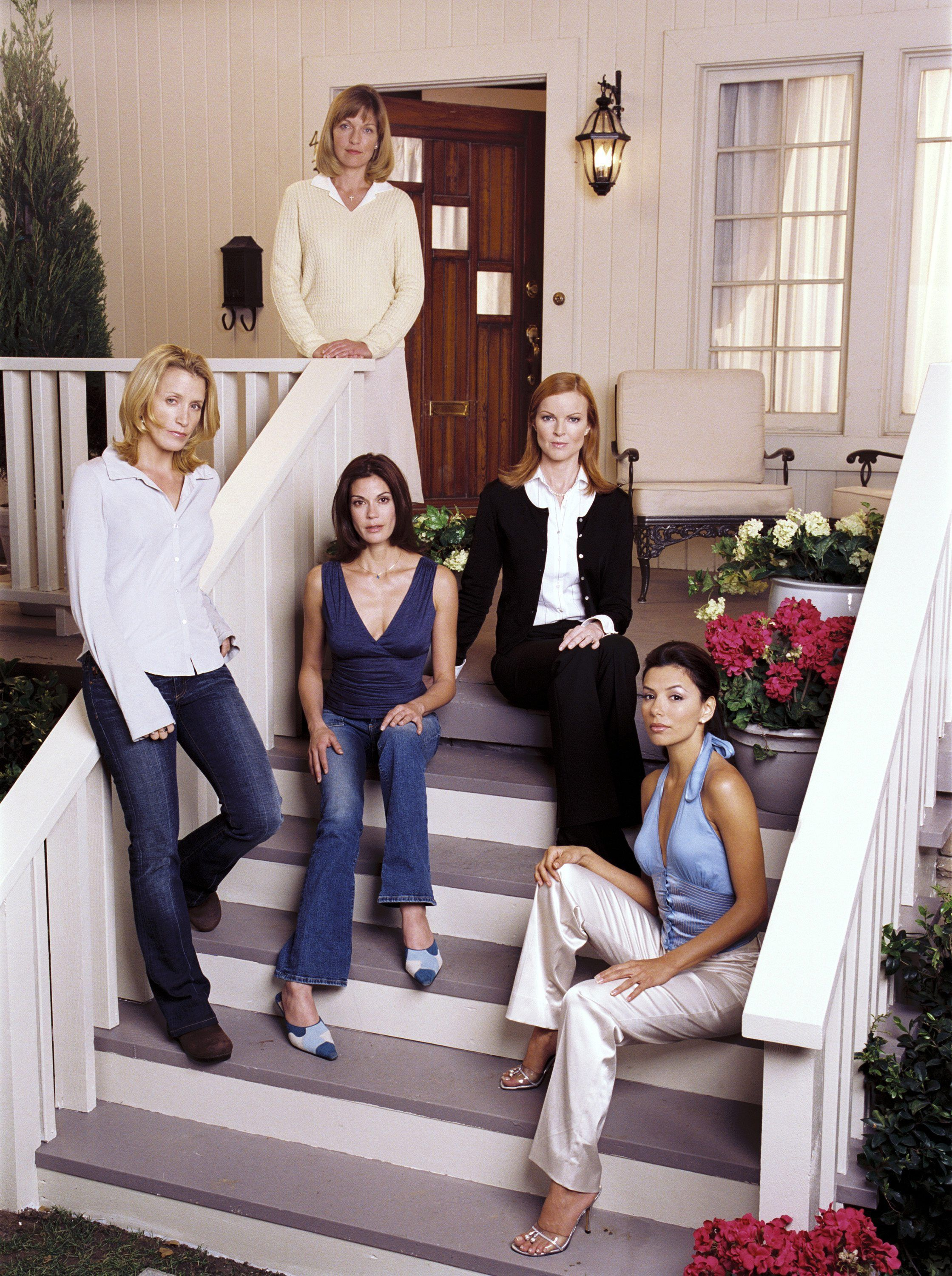 Cast Of Desperate Housewives: How Much Are They Worth Now?