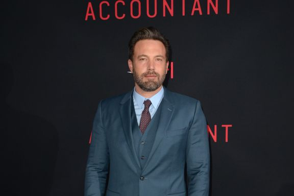 Ben Affleck Says He's 'Impressed' With Ex Jennifer Garner