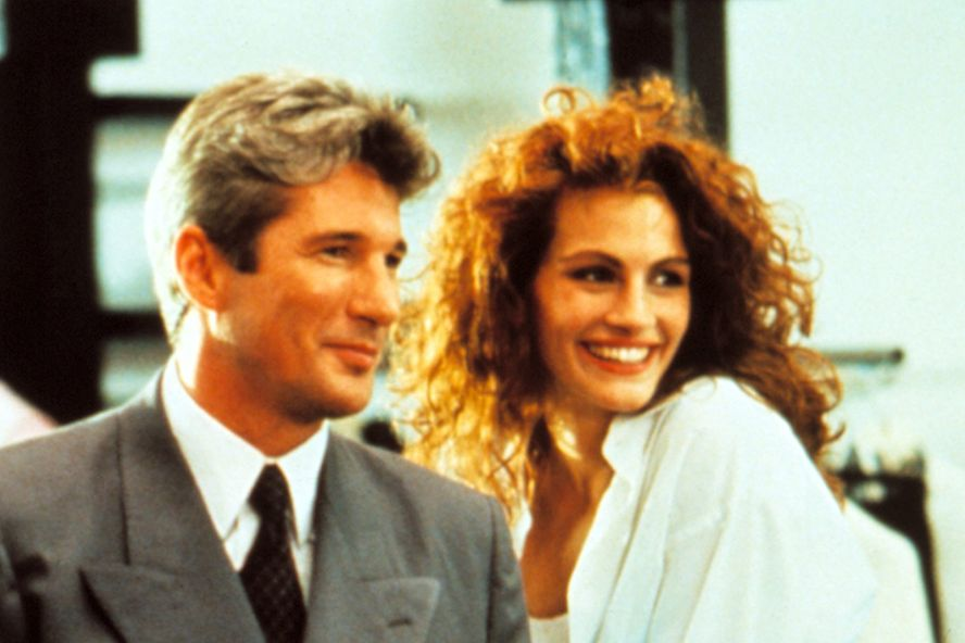 'Pretty Woman' Original Ending Had Julie Roberts' Character Dying Of An Overdose