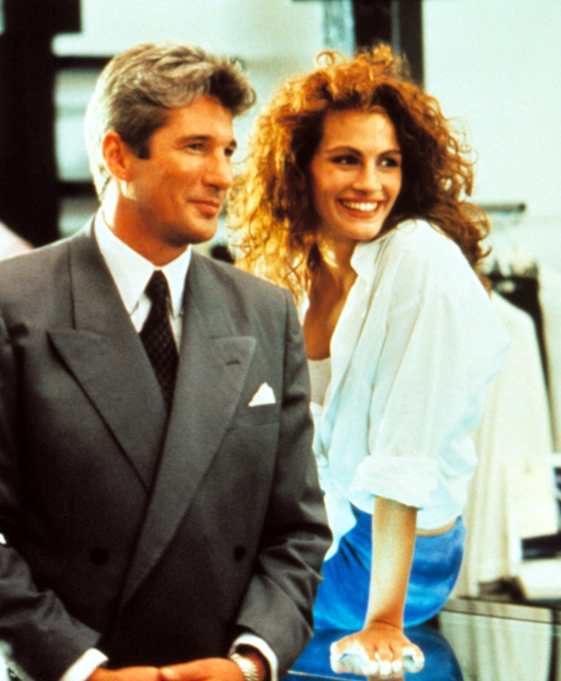 'Pretty Woman' Original Ending Had Julie Roberts' Character Dying Of An Overdose - Fame10
