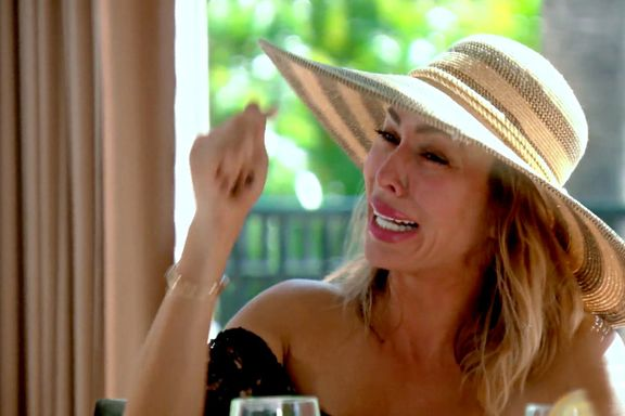 10 Most Dramatic Real Housewives Ever