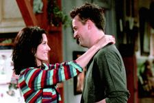 Courteney Cox Shares Sweet Photo Of Herself With Matthew Perry On Instagram