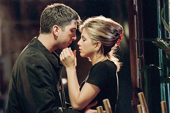 Friends: Most Memorable Ross And Rachel Moments