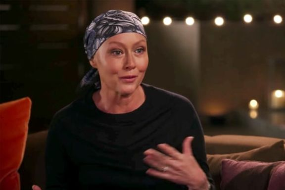Shannen Doherty Talks About Her Cancer Battle In Emotional Interview