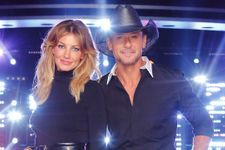 First Clips Of Tim McGraw And Faith Hill On 'The Voice': Watch