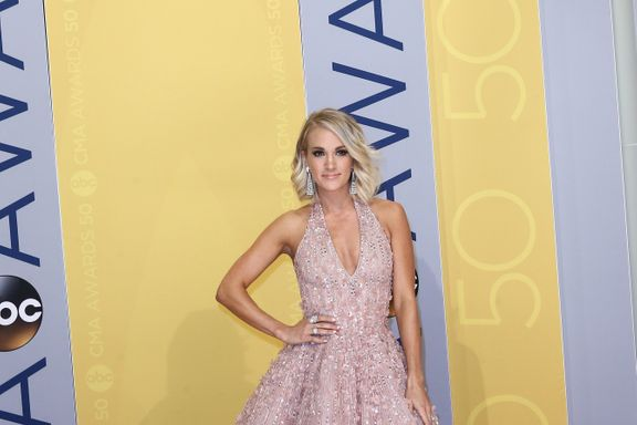 Carrie Underwood Reveals She Needed More Than 40 Stitches To Her Face After Fall