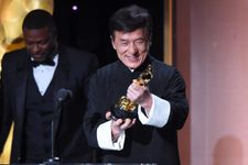Jackie Chan Finally Receives Oscar After 200 Films