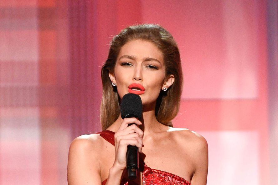 Gigi Hadid Receives Backlash And Support After Melania Trump Impression