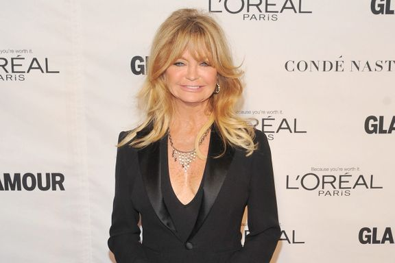Things You Probably Didn't Know About Goldie Hawn