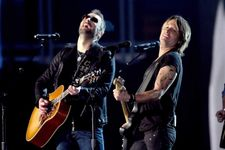 Eric Church Surprises The Crowd At Keith Urban Concert