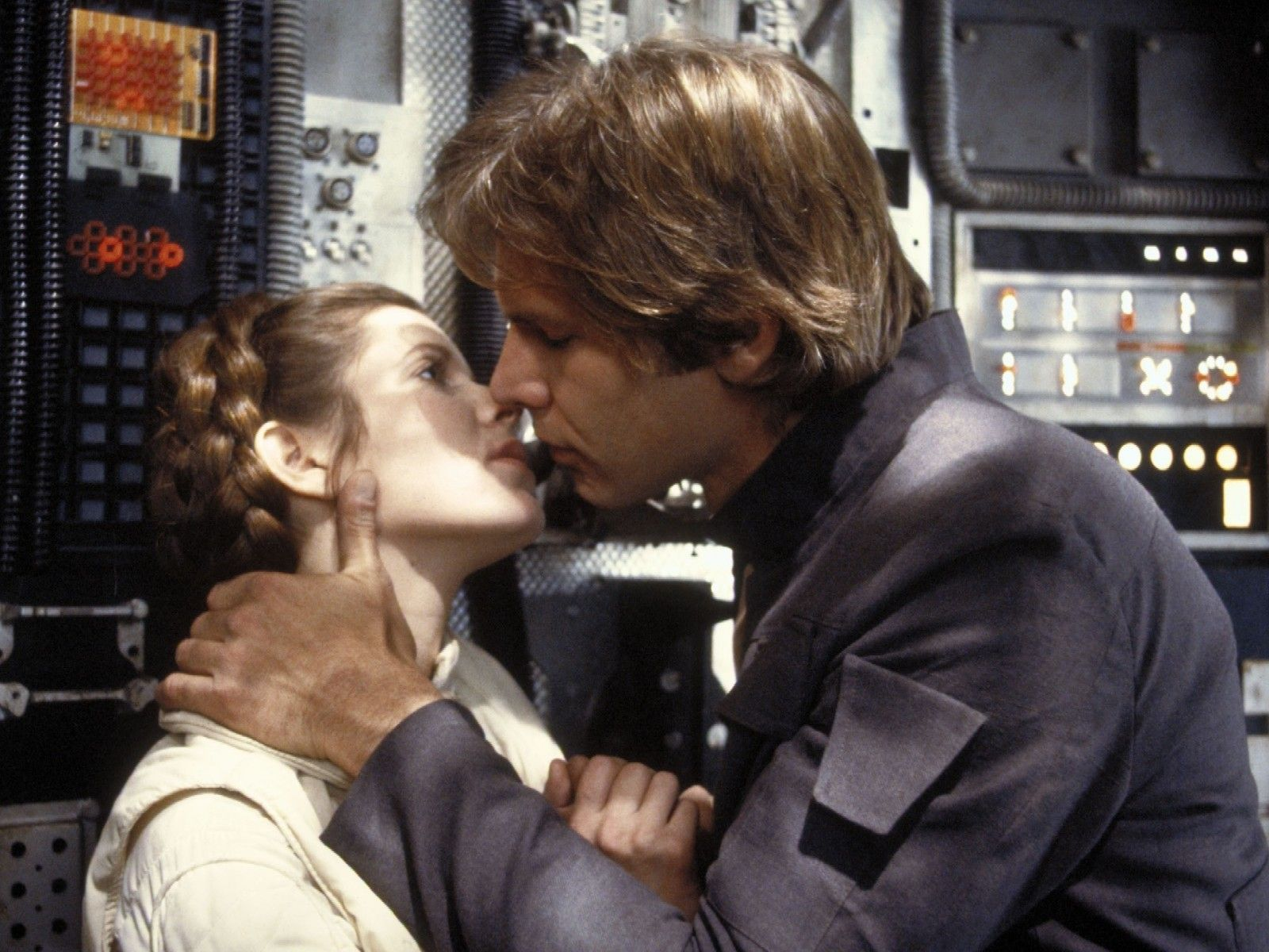 Carrie Fisher Reveals Affair With Harrison Ford During Star Wars Filming - Fame10