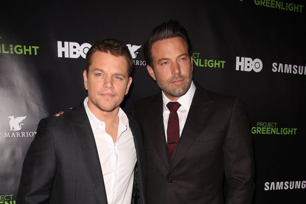 8 Things You Didn't Know About Ben Affleck And Matt Damon's Friendship