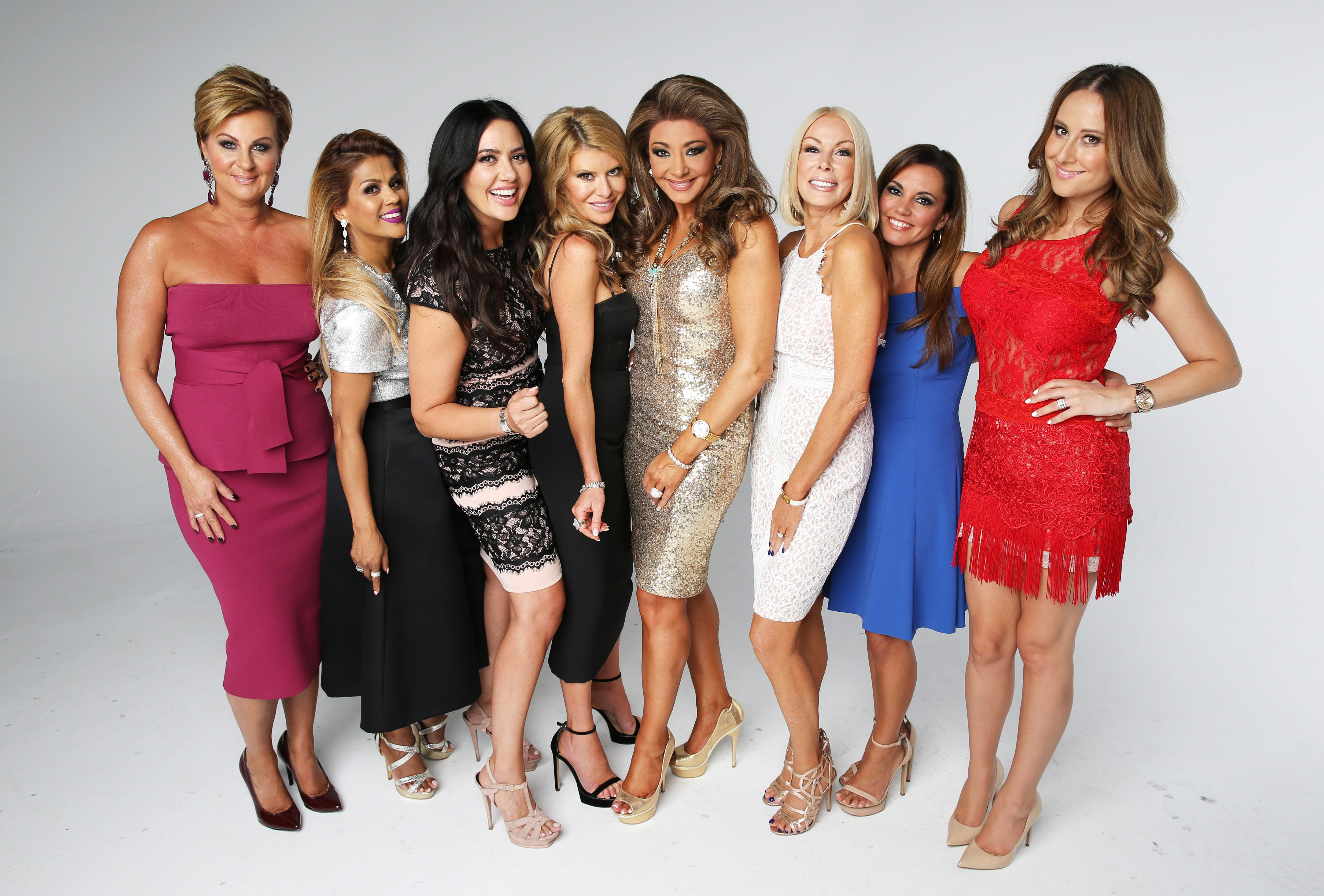 Cast Of Real Housewives of Melbourne: How Much Are They Worth? - Fame10