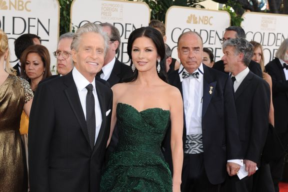 Things You Might Not Know About Catherine Zeta-Jones And Michael Douglas' Relationship