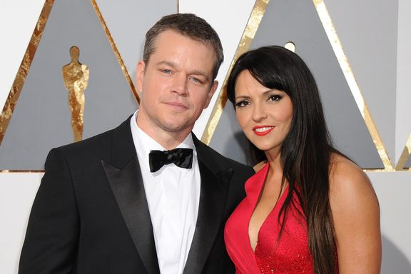 Things You Probably Didn't Know About Matt Damon And Luciana Barroso's Relationship