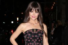 Katie Holmes Says There Won't Be A 'Dawson's Creek' Reunion
