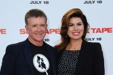 Alan Thicke's Wife Tanya Makes Statement After Actor's Death