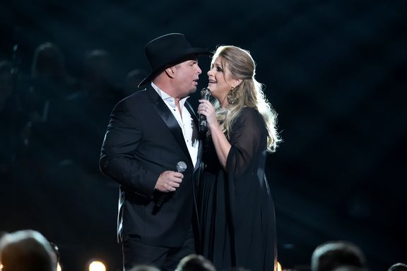 Things You Might Not Know About Garth Brooks And Trisha Yearwood's Relationship