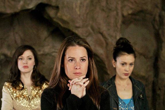 Charmed Reboot Introduces New Halliwell Sisters, Holly Marie Combs Reacts