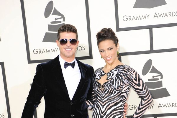 9 Things You Didn't Know About Robin Thicke And Paula Patton's Relationship