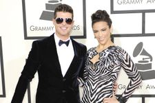 Robin Thicke And Paula Patton Battle Over Custody After Alleged Child Abuse