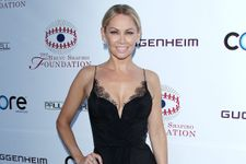 Kym Herjavec Shares First Baby Bump Photo After Announcing Pregnancy