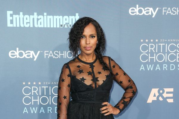 Things You Might Not Know About Kerry Washington