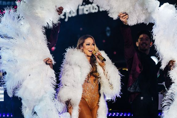 Mariah Carey Claims Her Performance Was Sabotaged For Ratings