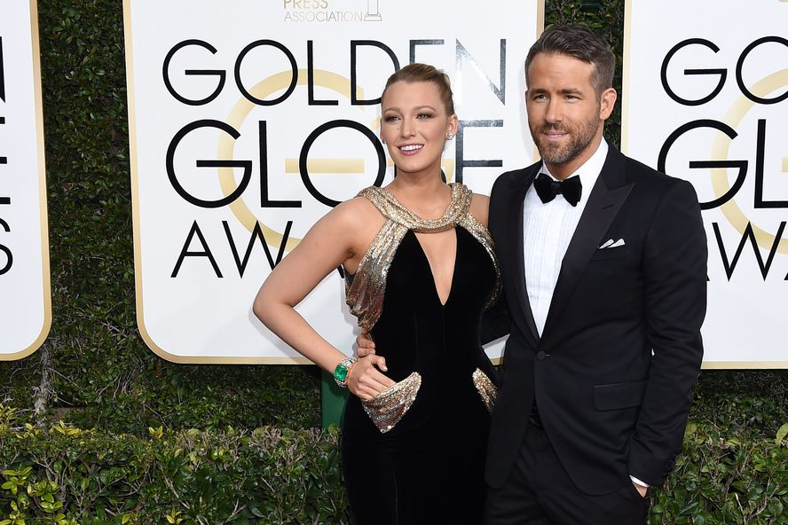 Blake Lively Shares Hilarious Photo Of Husband Ryan Reynolds' Baby Ponytail