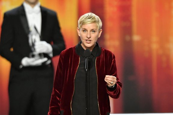 Ellen DeGeneres Makes History With 20 People's Choice Awards Wins