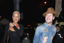 Val Chmerkovskiy Blasts 'Ignorant And Vile' Trolls After PDA Pic With Amber Rose