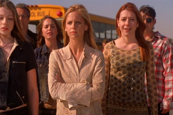 Most Memorable Episodes Of Buffy the Vampire Slayer