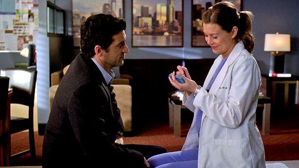 Grey's Anatomy: Meredith And Derek's Memorable Moments