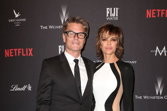 10 Things You Didn't Know About Lisa Rinna And Harry Hamlin's Relationship
