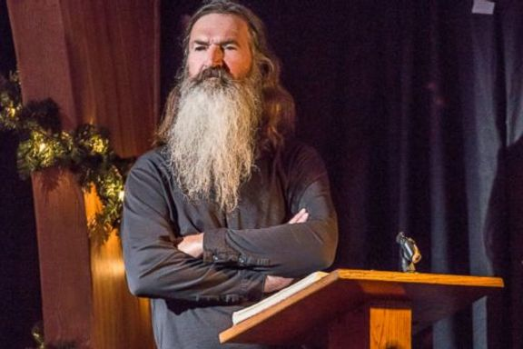 'Duck Dynasty' Star Phil Robertson Just Discovered He Has An Adult Daughter From An Affair