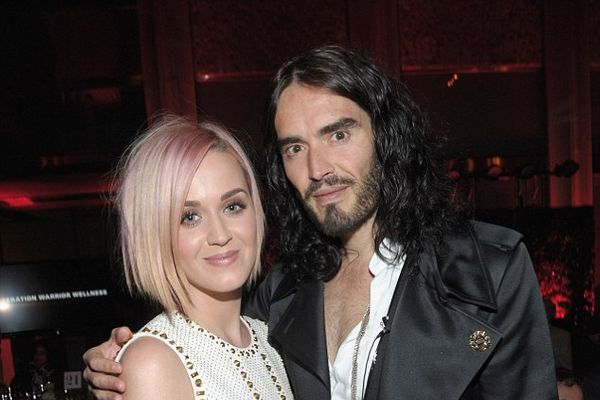 Things You Didn't Know About Russell Brand And Katy Perry's Relationship