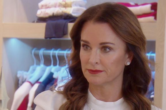 RHOBH Recap: Lisa Defends Herself, Kyle Makes Icy Comments About Eden