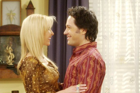 Friends: Phoebe's 15 Love Interests Ranked From Worst To Best