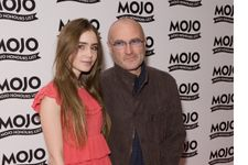 Lily Collins Writes Letter Of Forgiveness To Dad Phil Collins